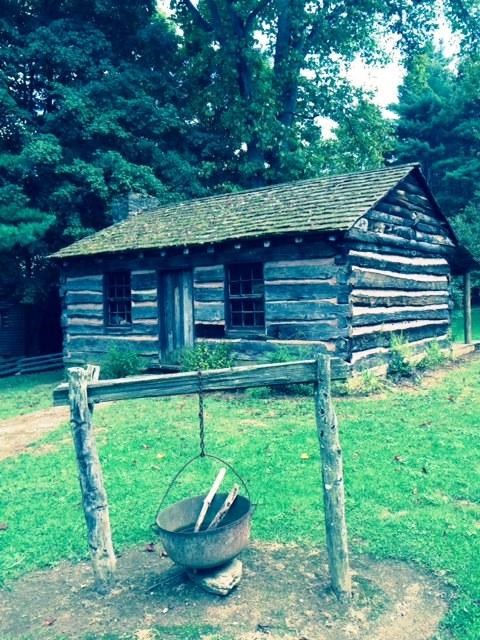 Cabin in Beaver Creek State Park